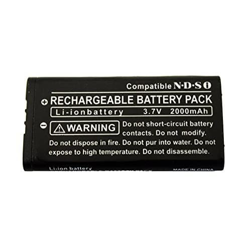 Image 2 of Replacement Battery For Nintendo DSi By Mars Devices