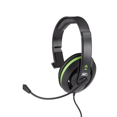 Image 0 of Turtle Beach Ear Force XC1 Chat Communicator Gaming Headset For Xbox 360 Microph