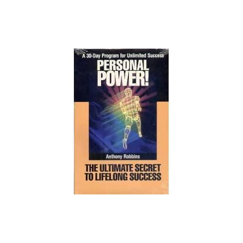 Image 0 of Personal Power! The Ultimate Secrets Of Lifelong Success Personal Power! Volume