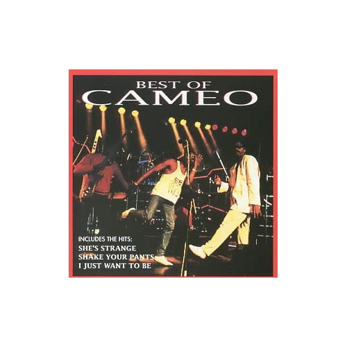 Image 0 of Best Of: Cameo By Cameo On Audio CD Album 1997