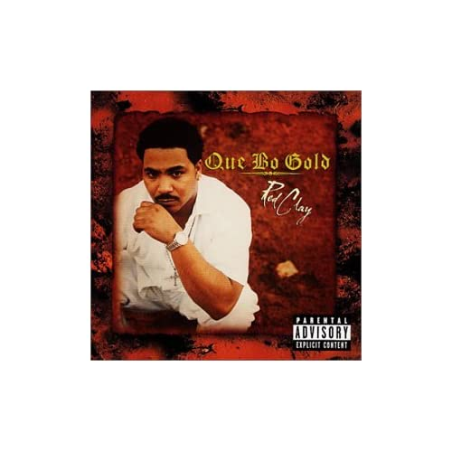 Image 0 of Red Clay Que Bo Gold Album 2001 By Que Bo Gold On Audio CD