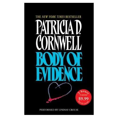 Image 0 of Body Of Evidence Low Price Kay Scarpetta By Cornwell Patricia Crouse Lindsay Rea