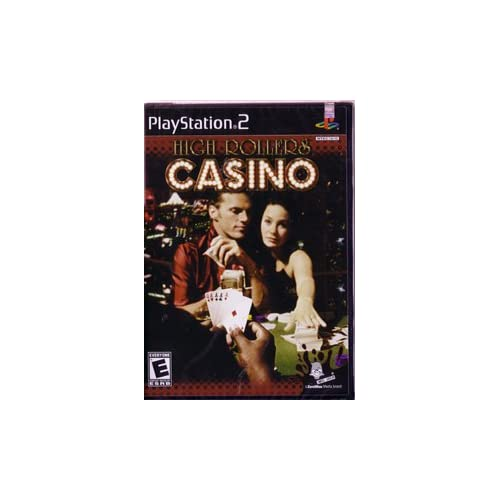 High Rollers Casino PlayStation 2