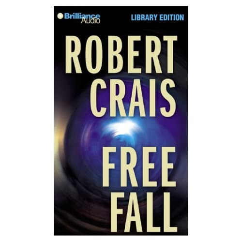 Image 0 of Free Fall Elvis Cole/joe Pike Series By Crais Robert Daniels James Reader On Aud