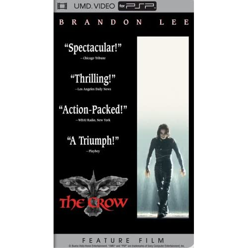 Image 0 of The Crow UMD For PSP
