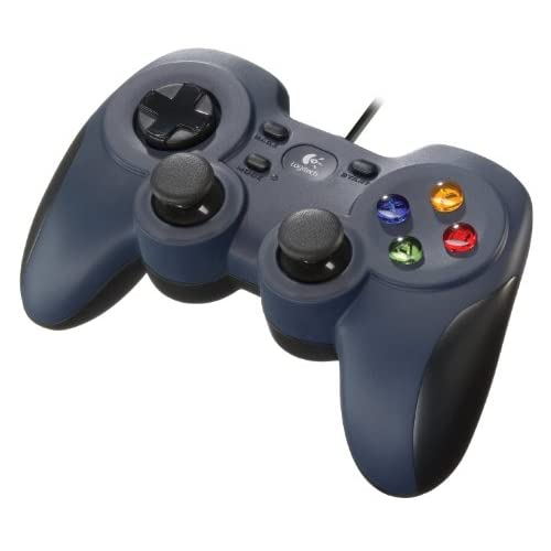 Image 0 of Joystick Analog Logitech Gamepad F310 USB And PS3