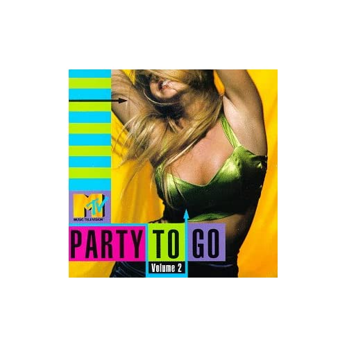 Image 0 of MTV Party To Go Vol 2 By MTV Party To Go On Audio Cassette