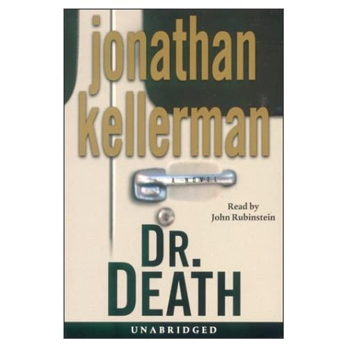 Image 0 of Dr Death By Jonathan Kellerman On Audio Cassette
