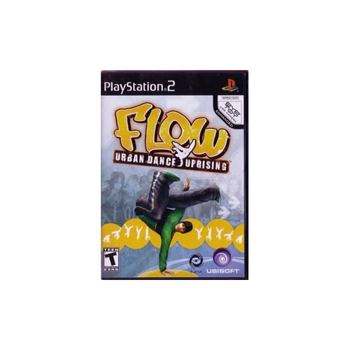 Image 0 of Flow Urban Dance Uprising For PlayStation 2 PS2 Music