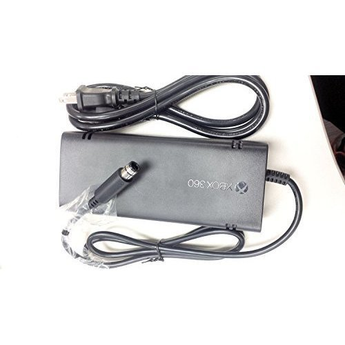 Image 0 of Original Microsoft Xbox 360 E Power Supply AC Adapter Only For Xbox 36