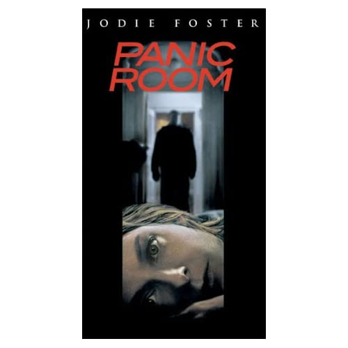 Image 0 of Panic Room On VHS With Jodie Foster