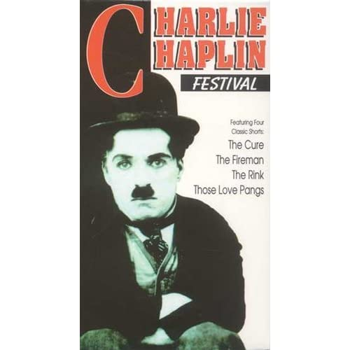 Image 0 of Vol 1-CHARLIE Chaplin Festival On VHS