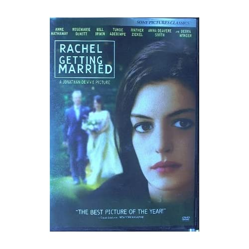 Image 0 of Rachel Getting Married On DVD Romance