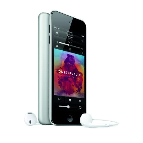 Image 0 of Apple iPod Touch 16GB Black Silver 5th Generation Model USB MP3 A1509