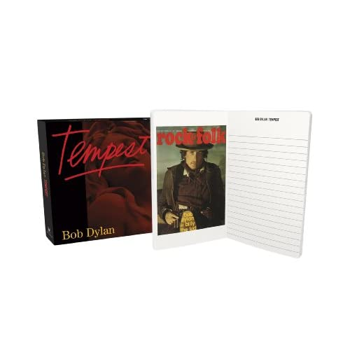 Tempest Deluxe Limited Edition By Bob Dylan On Audio Cd