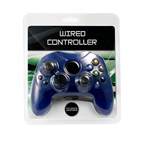 Image 0 of Original Xbox Wired Controller in Blue