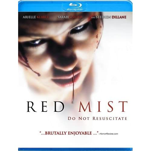 Image 0 of Red Mist Blu-Ray On Blu-Ray With Stephen Dillane