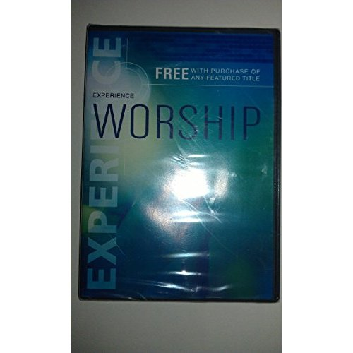 Image 0 of Experience Worship On DVD