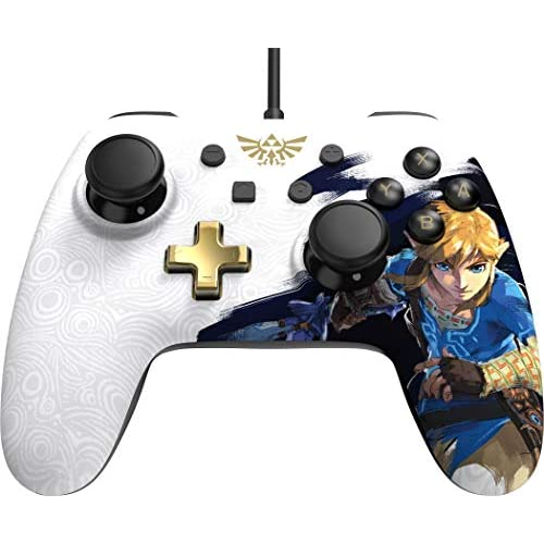 Wired Controller For Nintendo Switch Link Multicolor Gamepad HND820