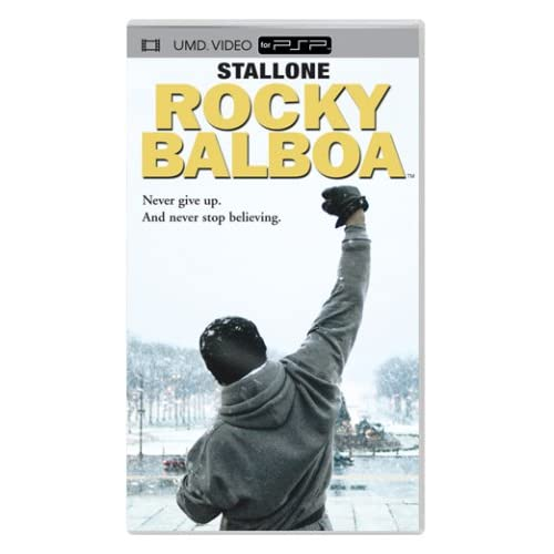 Image 0 of Rocky Balboa UMD For PSP