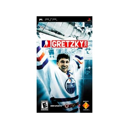 Gretzky NHL Sony For PSP UMD Hockey