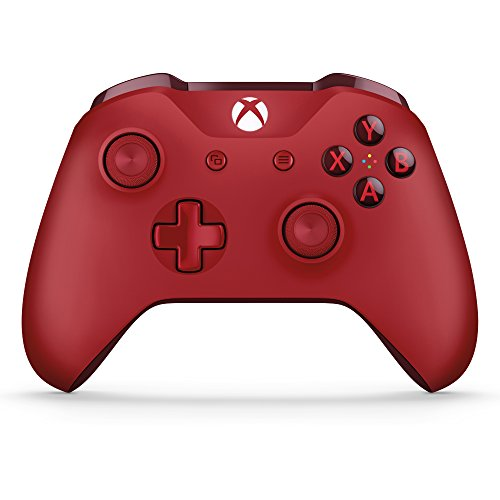 Image 0 of Xbox Wireless Controller Red For Xbox One WL3-00027