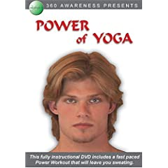 Power Yoga DVD - Pagan