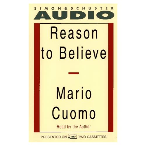 Image 0 of Reason To Believe By Mario Cuomo On Audio Cassette