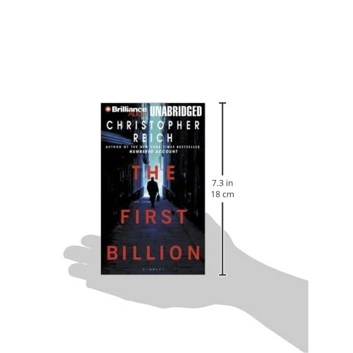 Image 2 of The First Billion By Reich Christopher Daniels James Reader On Audio