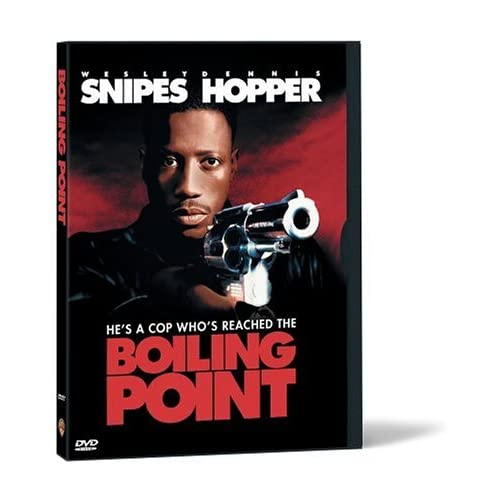 Image 0 of Boiling Point 1993 On DVD With Wesley Snipes