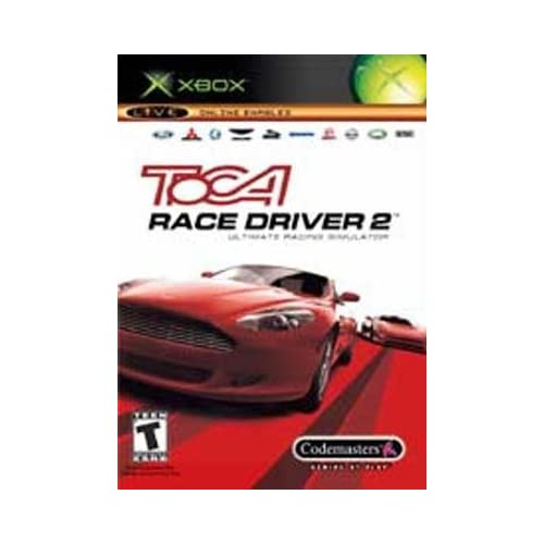 Old Xbox Games Racing Games : Toca race driver ultimate racing simulator xbox for