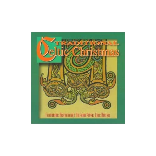 Image 0 of Traditional Celtic Christmas By Rigler Eric On Audio CD Album 1999