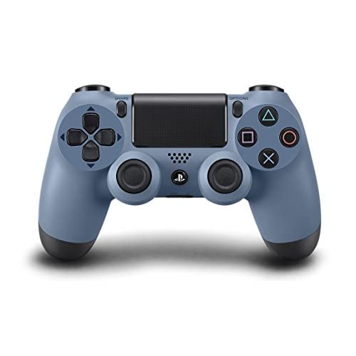 Dualshock 4 Wireless Controller For PlayStation 4 Gray Blue Uncharted 4