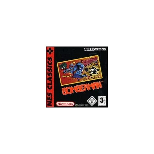 Bomberman Classic NES Series For GBA Gameboy Advance Puzzle