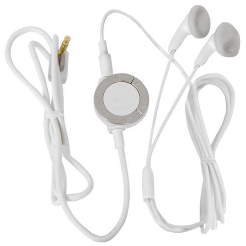 Image 0 of Headphones With Remote Control For PSP 2000S Microphone Mic UMD White ODA228
