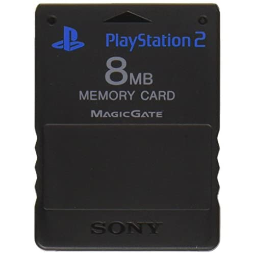 Image 0 of Sony OEM 8MB Memory Card For PS2