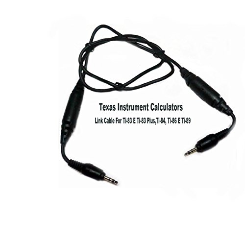 Texas Instrument Data Link Cable Scientific Graphing Calculator Ti 83 Ti 86