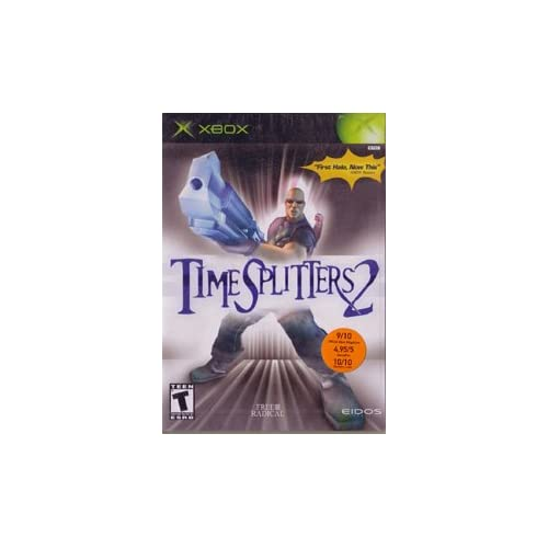 Image 0 of Timesplitters 2 For Xbox Original