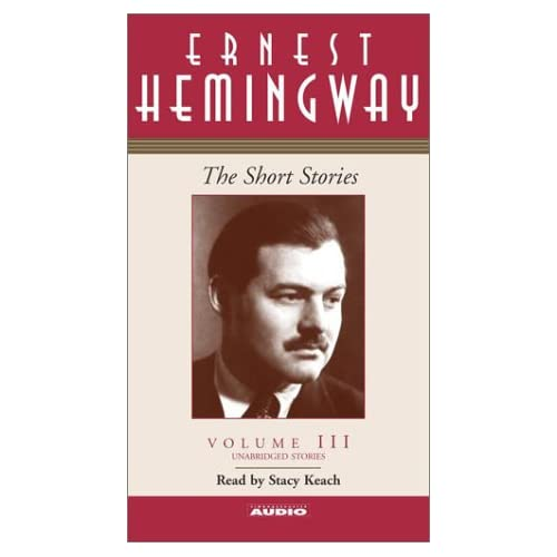 Image 0 of 3: The Short Stories Volume III Short Stories Simon And Schuster Audio By Heming