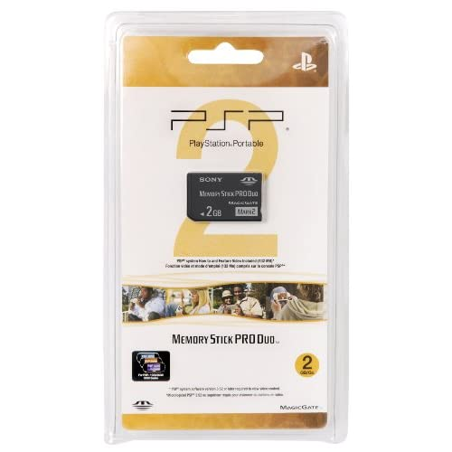 Image 0 of Sony PSP Memory Stick Pro Duo 2GB