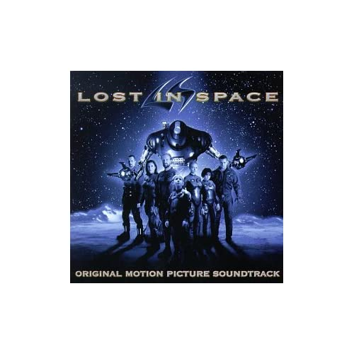 Image 0 of Lost In Space: Original Motion Picture Soundtrack 1998 Film By Bruce