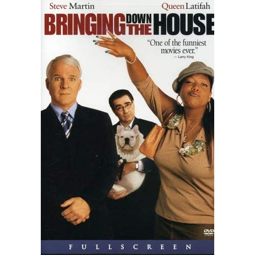 Image 0 of Bringing Down The House Full Screen Edition On DVD With Steve Martin Comedy