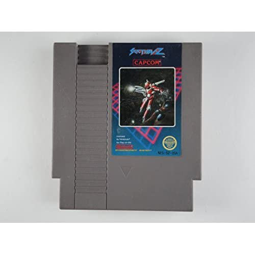 Image 0 of Section Z For Nintendo NES Vintage