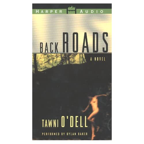 Image 0 of Back Roads By Tawni O'dell And Dylan Baker Reader On Audio Cassette