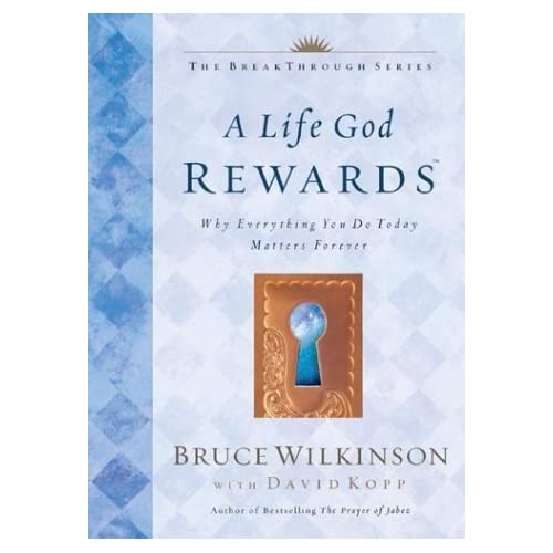 A Life God Rewards Audio By Bruce Wilkinson On Audio Cassette