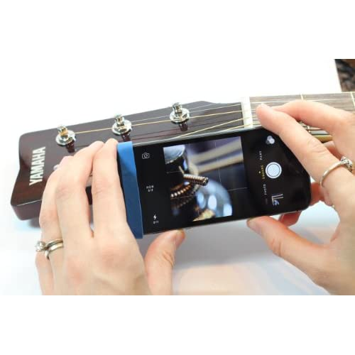 Image 3 of Easy-Macro Smartphone Lens Band For iPhone Android