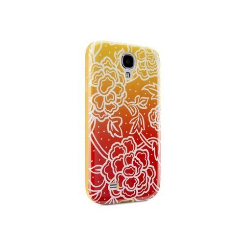 Belkin Dana Tanamachi Case For Samsung Galaxy S4 Orange Cover Multi