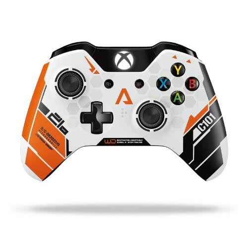Image 0 of Wireless Controller Titanfall Limited Edition For Xbox One White Gamepad