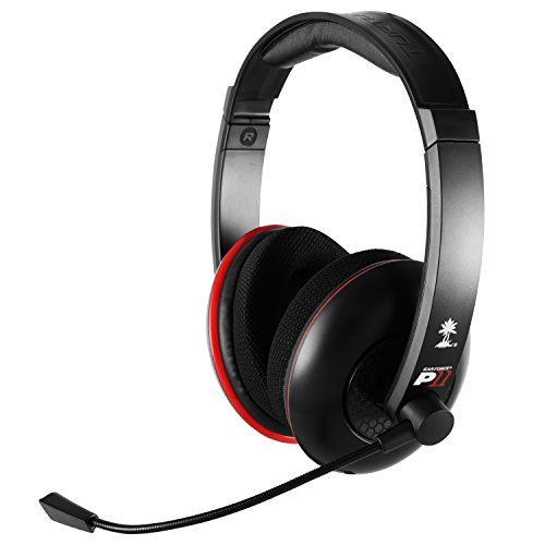 Image 0 of Turtle Beach Ear Force P11 Amplified Stereo Gaming Headset PS3 For PlayStation 3