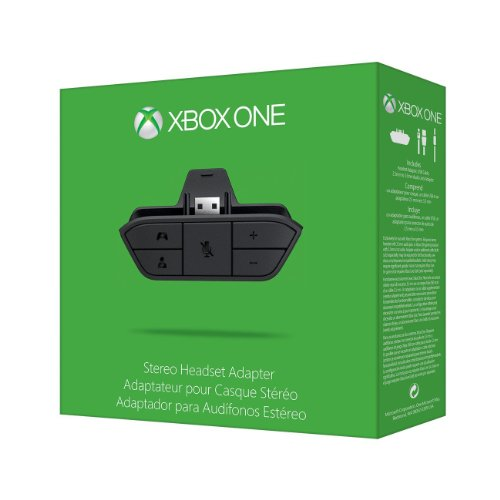 Image 2 of Microsoft OEM Stereo Headset Adapter For Xbox One